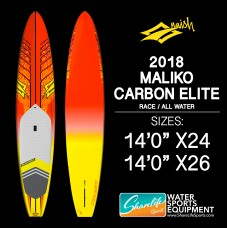 2018 Maliko Carbon Elite - SUP Board