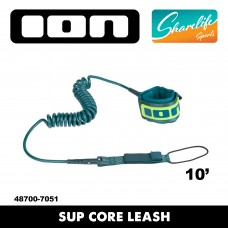 ION - SUP Core Leash coiled kneestrap 10'0""