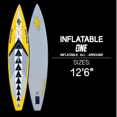 ONE 12'6' - Inflatable SUP Board