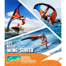 S25  Wing - Surfer 6.0 Complete