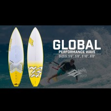 Directional KiteBoard - GLOBAL 5'6""